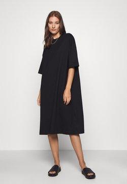 Samsøe Samsøe - ELOISE DRESS - Sukienka z dżerseju - black