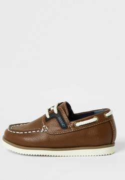 River Island - Bootsschuh - brown