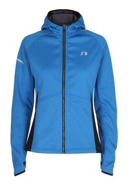 Newline - BASE WARM UP - Laufjacke - blue