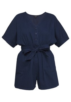 Monki - TONYA  - Combinaison - blue