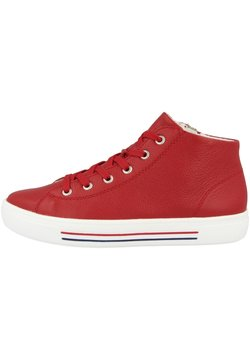 Remonte - Sneaker high - red