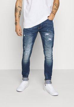 Kings Will Dream - BRUNO - Jeans Slim Fit - blue