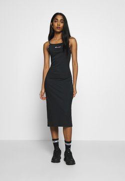 Champion Reverse Weave - DRESS - Korte jurk - black
