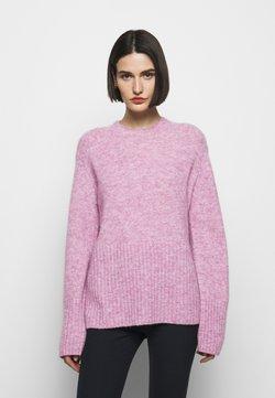 By Malene Birger - AUCUBA - Strikkegenser - rose pink