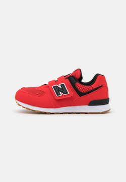 New Balance - PV574BRK - Matalavartiset tennarit - red