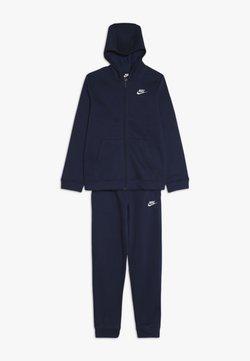 Nike Sportswear - CORE SET  - Survêtement - midnight navy