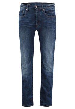 G-Star - 3301  NEUTRO STRETCH - Jeans Tapered Fit - darkblue
