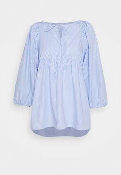 ARKET - BLOUSE - Bluse - blue stripe