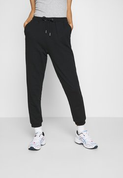 Even&Odd - Regular Fit Jogger - Jogginghose - black