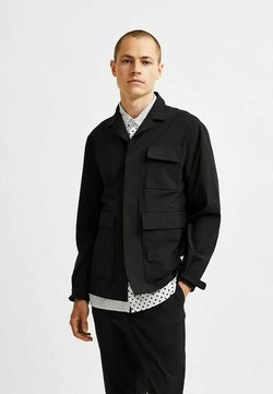 Selected Homme - HYBRID STRETCH - Giacca - black