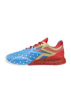 Reebok - WOMAN NANO X SHOES - Sneakers - blue