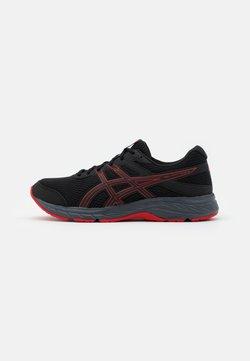 ASICS - GEL CONTEND 6 - Scarpe running neutre - black/classic red