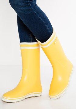 Aigle - MALOUINE - Stivali di gomma - jaune