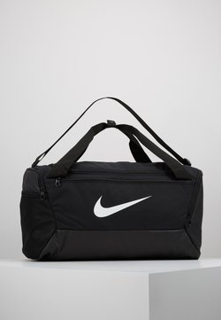 Nike Performance - DUFF 9.0 - Sports bag - black/white
