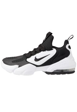 Nike Performance - AIR MAX ALPHA SAVAGE - Chaussures d'entraînement et de fitness - black/white