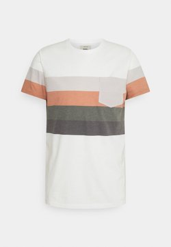 Redefined Rebel - RRNOEL TEE - T-Shirt print - inca gold