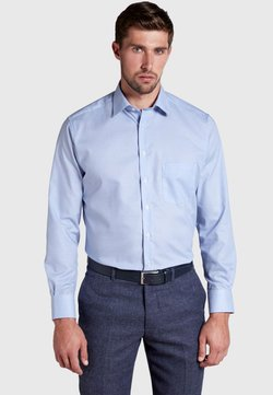 Eterna - FITTED WAIST - Businesshemd - blue