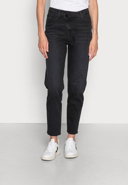 Calvin Klein Jeans - MOM JEAN - Jeans relaxed fit - denim black