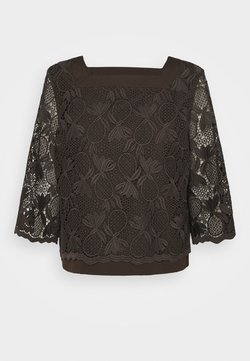 See by Chloé - Blouse - enigmatic brown