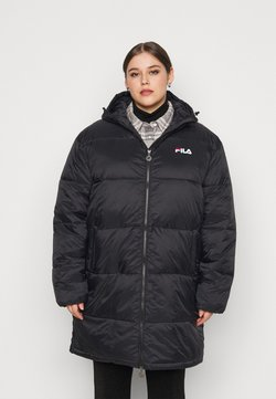 Fila Plus - BRONWEN PUFF HOOD JACKET - Veste d'hiver - black