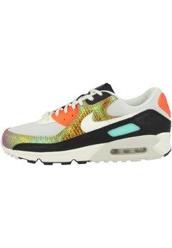 Nike Sportswear - AIR MAX 90 - Sneakers laag - light bone-sail-hyper crimson-black