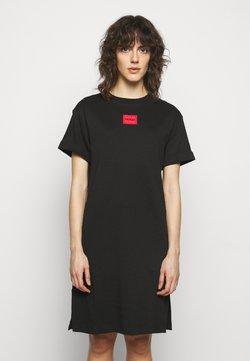 HUGO - NEYLETE REDLABEL - Vestido ligero - black