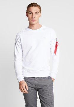 Alpha Industries - Sweatshirt - white