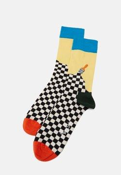 Happy Socks - PAINT SOCK - Socken - medium blue