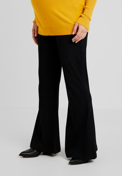Boob - ONCE ON NEVER OFF FLARED PANTS - Pantalones - black
