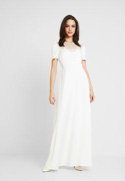 YAS - YASCORDELIA MAXI DRESS CELEB - Maxikleid - star white