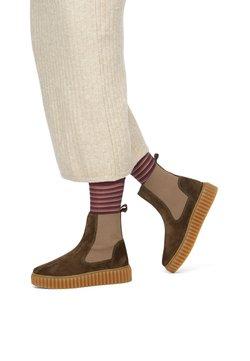Voile Blanche - Ankle Boot - militärgrüne