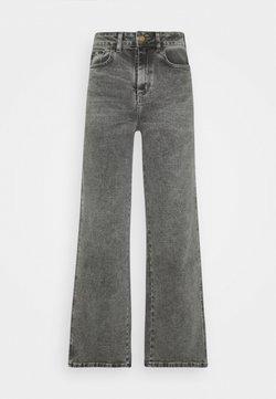 LOIS Jeans - RACHEL - Flared Jeans - stone grey
