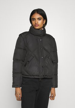 ONLY - ONLHANNAH QUILTED JACKET - Kurtka zimowa - black
