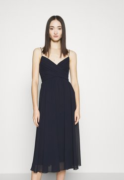 Forever New - PHOEBE PROM MIDI DRESS - Cocktailkleid/festliches Kleid - navy