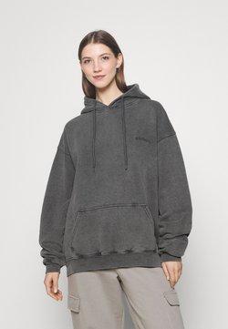 BDG Urban Outfitters - SKATE HOODIE - Kapuzenpullover - charcoal