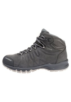 Mammut - MERCURY III MID GTX MEN - Hikingschuh - bark/dark cloud