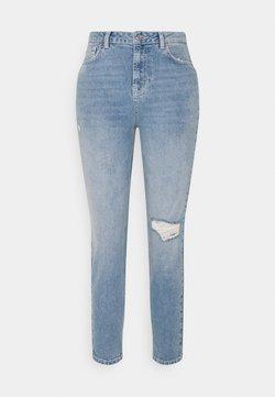 Pieces Petite - PCLEAH - Slim fit jeans - light blue denim