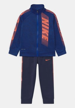 Nike Sportswear - DOMINATE THERMA SET UNISEX - Survêtement - midnight navy