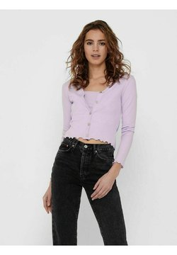 ONLY - 2 PACK - Cardigan - pastel lilac