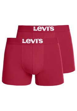 Levi's® - MEN SOLID BASIC 2 PACK - Shorty - chili pepper