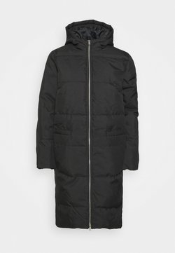 JDY - JDYSUNNY NOBLE LONG HOOD - Talvitakki - black