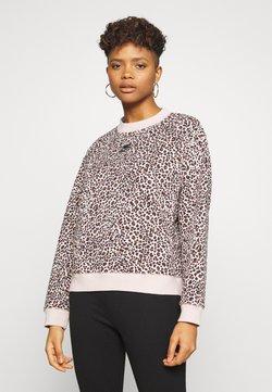 Nike Sportswear - PACK CREW - Sweater - particle beige