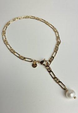 LOLA - FIGARO MIT ECHTER PERLE - Armband - gold