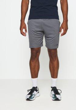 Reebok - SHORT - Urheilushortsit - mottled grey