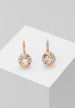 Swarovski - BELLA - Earrings - rose gold-coloured/transparent