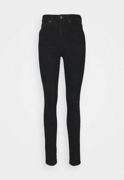 Nudie Jeans - HIGHTOP TILDE - Jeansy Skinny Fit - sentimental black