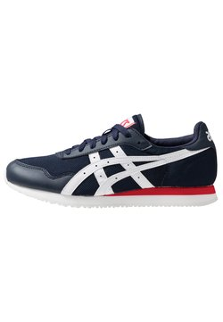ASICS SportStyle - TIGER RUNNER UNISEX - Sneaker low - midnight/white