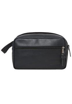 Eastpak - YAP SINGLE - Kosmetiktasche - black ink leather