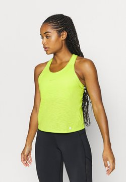 Sweaty Betty - PULSE RUNNING VEST - Top - lime punch green