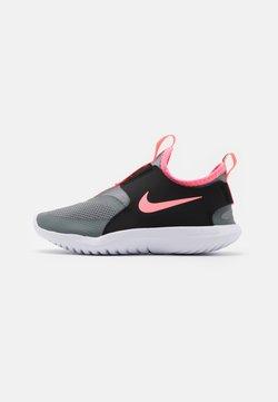 Nike Performance - FLEX RUNNER UNISEX - Chaussures de running neutres - smoke grey/sunset pulse/black/white
